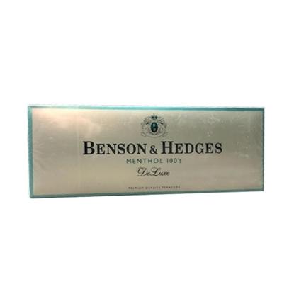 Cheap Benson & Hedges Menthol Cigarettes Tax Free on Sale - Duty Free Pro