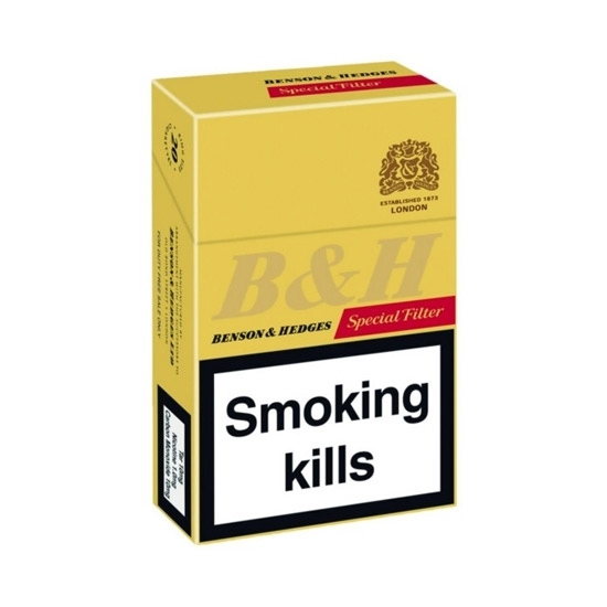 cheap cigarettes online Benson & Hedges Special Filter carton