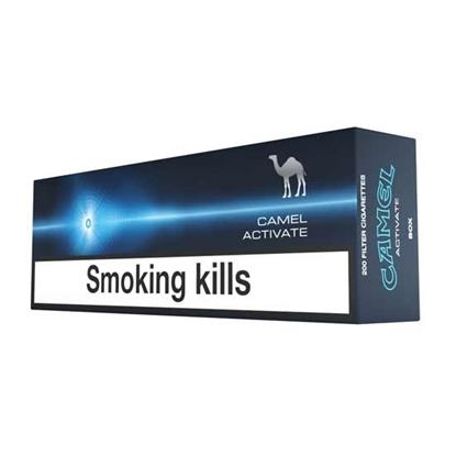online cigarettes Camel Activate Double Blue