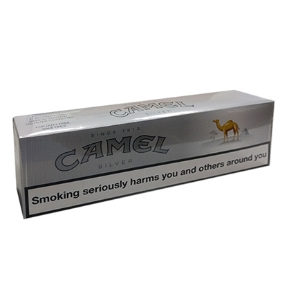cheap cigarettes online Camel Silver carton