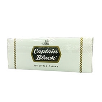 captain black little cigars tax free on sale