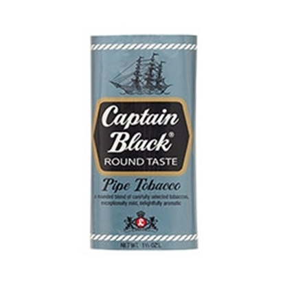 captain black round taste tobacco tax free on sale