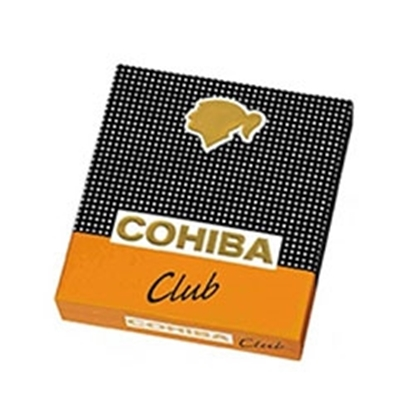 cohiba club cigars tax free on sale
