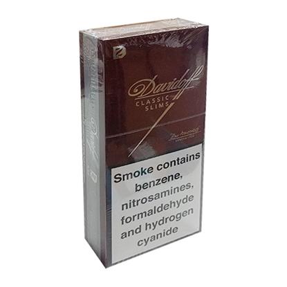 cheap cigarettes online Davidoff Classic Slims carton