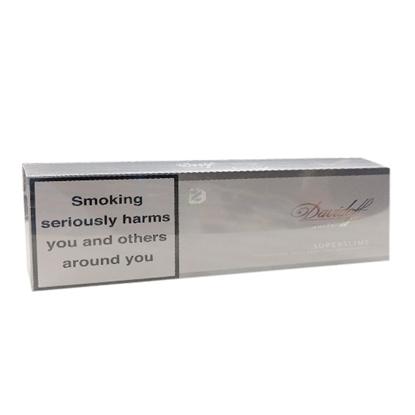 cheap cigarettes online Davidoff Superslims White carton