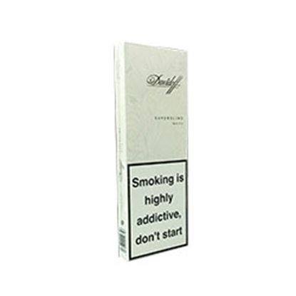 cheap cigarettes online Davidoff White Slims carton