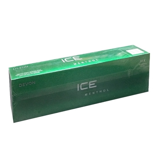 devon ice menthol tax free on sale