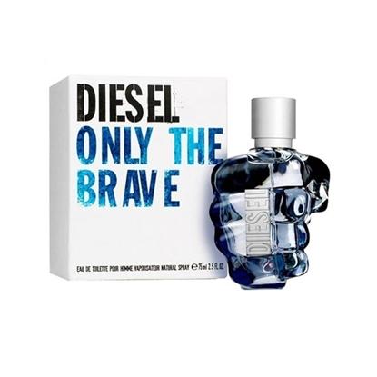 diesel only the brave eau de toilette for men 75 ml 2 5 oz  tax free on sale