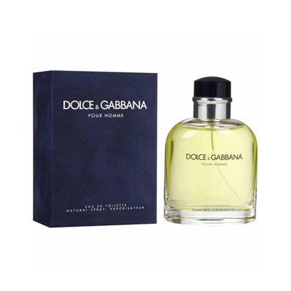 dolce and gabbana pour homme eau de toilette spray 125 ml 4 2 oz  tax free on sale