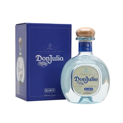 Don Julio Blanco tequila tax free on sale