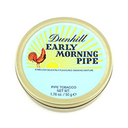 dunhill early morning mellow pipe tobacco tax free on sale