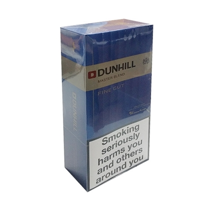 cheap cigarettes online Dunhill Fine Cut Blue carton