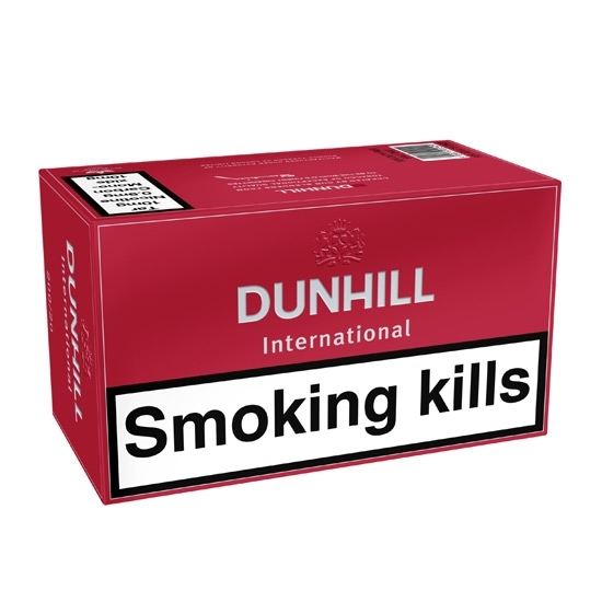 cheap cigarettes online Dunhill International carton