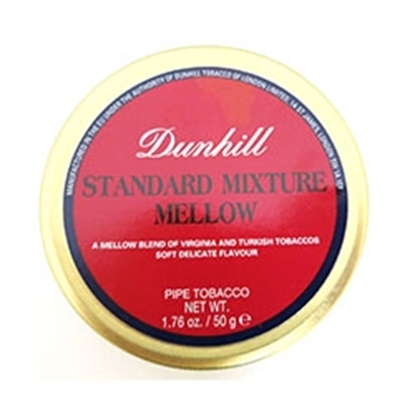 dunhill standard mixture mellow 5 x 50 gr tobacco tax free on sale