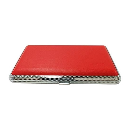 cheap cigarettes online Electronic Cigarette Case Red carton