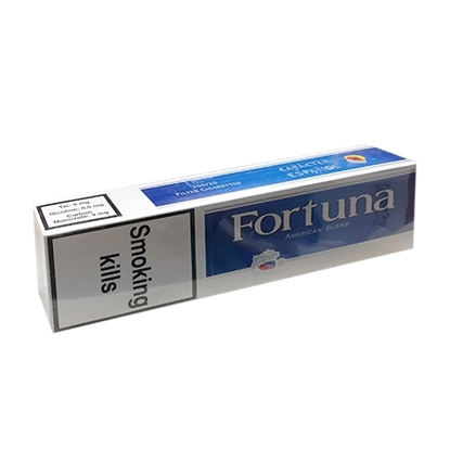 cheap cigarettes online Fortuna Blue carton