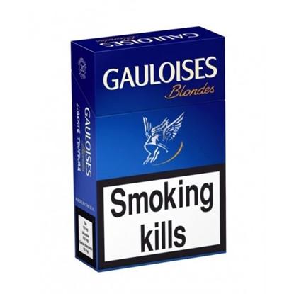 cheap cigarettes online Gauloises Blondes Blue carton