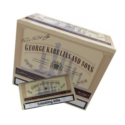 george karelias and sons white tobacco tax free on sale