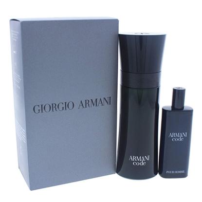 giorgio armani code eau de toilette125 ml 4 2 oz  tax free on sale
