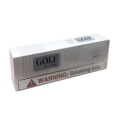 cheap cigarettes online Golf Silver 100 Hard Pack carton
