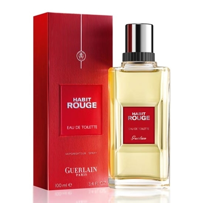 Guerlain Habit Rouge Spray Women perfumes tax free on sale