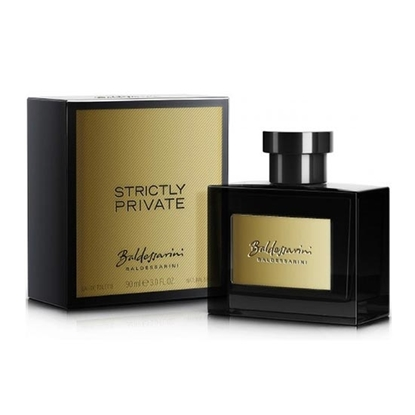 baldessarini strictly private edt 90 ml  tax free on sale