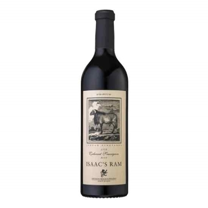 Isaac's Ram Cabernet Sauvign red wines tax free on sale