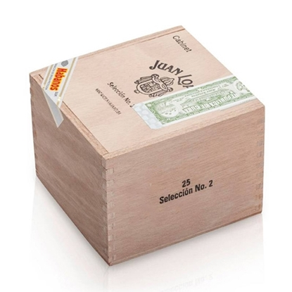 juan lopez cabinet seleccion no 2 cigars tax free on sale