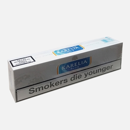 cheap cigarettes online Karelia Blue carton