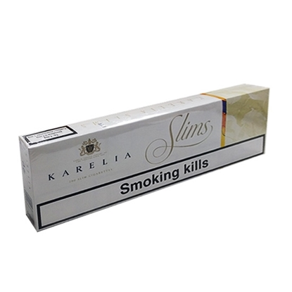 cheap cigarettes online Karelia Cream Slims carton