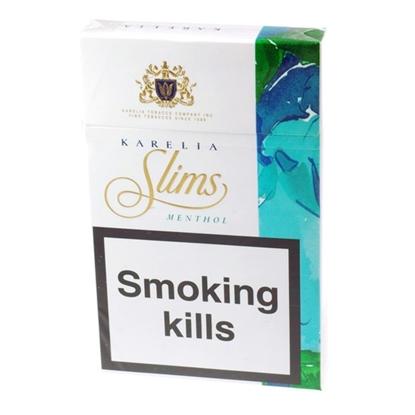 cheap cigarettes online Karelia Ome Menthol Super Slim 200 carton