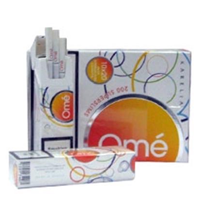 cheap cigarettes online Karelia Ome Super Slims Yellow carton