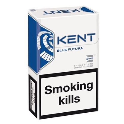 cheap cigarettes online Kent Blue Futura 100`s carton