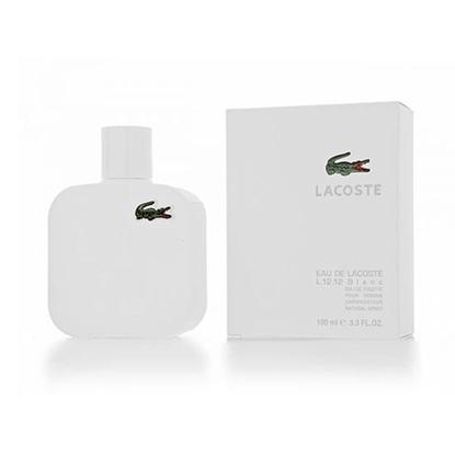 lacoste eau de lacoste l 12 12 blanc white 100 ml 3 4 oz  tax free on sale