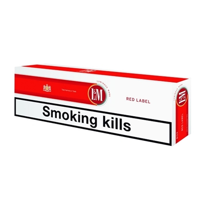 cheap cigarettes online L&M Red carton