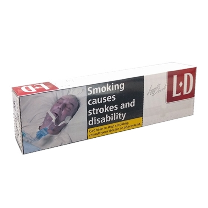 ld red cigarettes tax free on sale