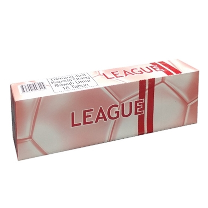 league full flavor tax free on sale