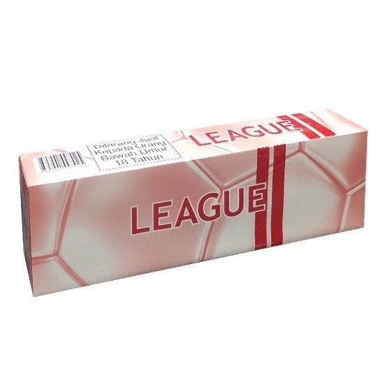league full flavor tax free on sale