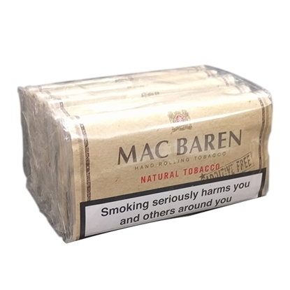 mac baren natural tobacco tax free on sale