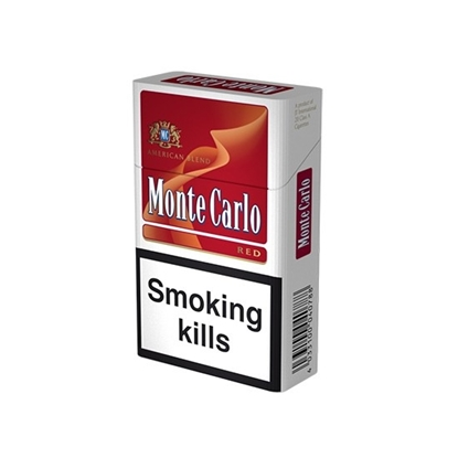 cheap cigarettes online Monte Carlo Red carton