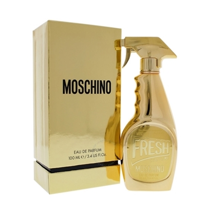 Moschino Ladies Fresh Gold Women perfumes tax free on sale