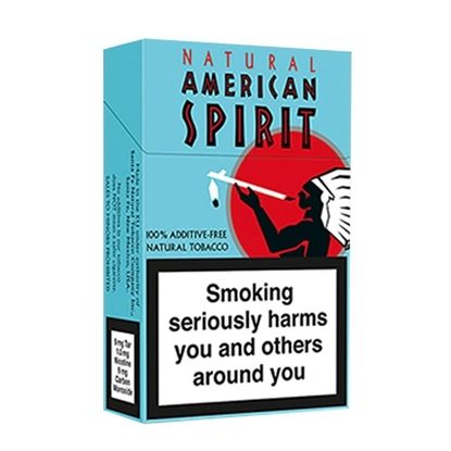 cheap cigarettes online Natural American Spirit Blue carton