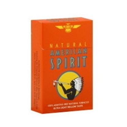 cheap cigarettes online Natural American Spirit Orange carton
