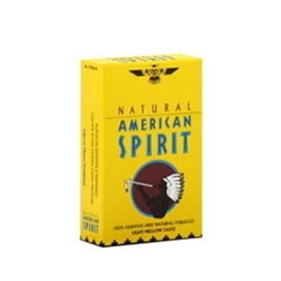 cheap cigarettes online Natural American Spirit Yellow carton