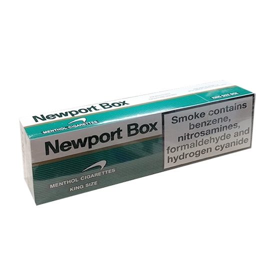 cheap cigarettes online Special Price - Newport Menthol Cigarettes King Size Box Hard Pack carton