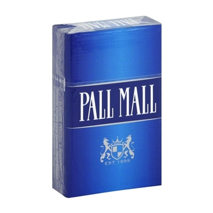 cheap cigarettes online Pall Mall Blue Box 100 carton