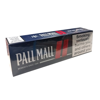 cheap cigarettes online Pall Mall Blue carton