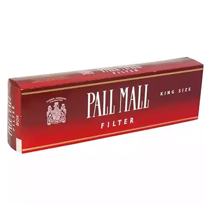 Picture of Pall Mall Red Cigarettes