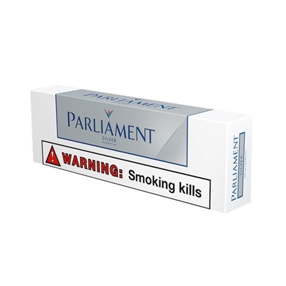cheap cigarettes online Parliament Silver King Box carton