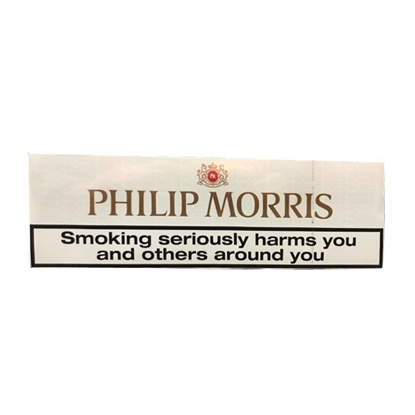 Philip Morris One Cigarettes Tax free on sale
